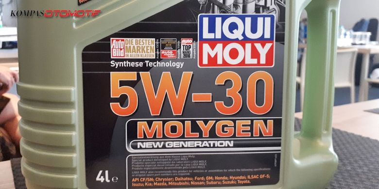 Liqui Moly 5W30