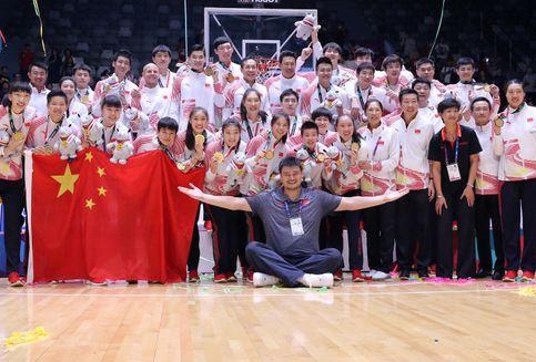 Cara Legenda Basket China Tarik Minat Generasi Muda
