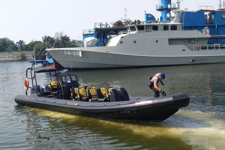 Perburuan Buaya Belum Berujung di Teluk Jakarta