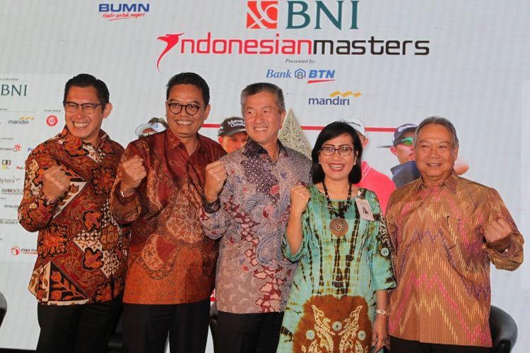 Stenson dan Rose Ramaikan BNI Indonesian Masters