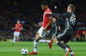 Hasil Liga Champions, Manchester United Juarai Grup A