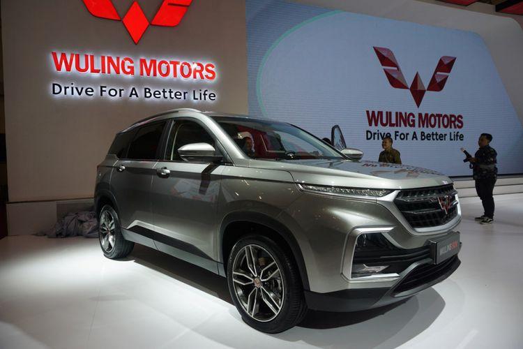 Beragam kendaraan terbaru di pameran GIIAS 2018. Pameran ini akan diselenggarakan mulai 2 Agustus hingga 12 Agustus 2018. Wuling menghadirkan Wuling SUV meski belum dijual di Indonesia.