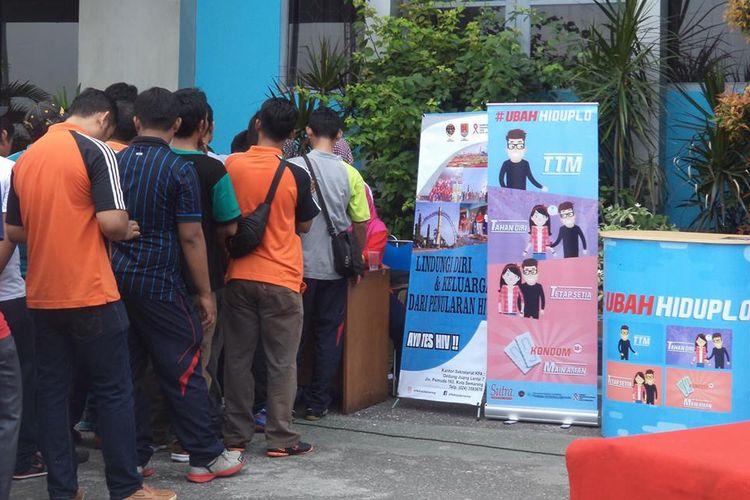 Kampanye #UbahHidupLo di 24 pelabuhan di seluruh Indonesia.