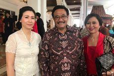 Cerita Ulin Yusron Lihat Djarot Jadi Pengawal Veronica Tan di Pernikahan Kahiyang-Bobby
