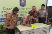 Deklarasi Zona Integritas, Wilayah dan Birokrasi UI Bebas Korupsi