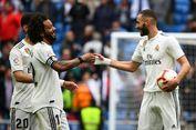 Bintang 'Tua' Real Madrid Tetap Tunjukkan Kelasnya