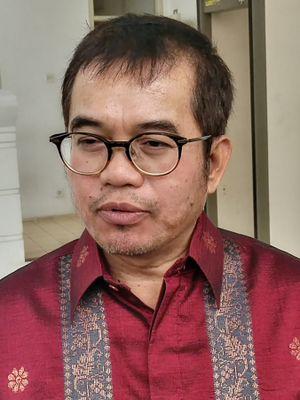 Kepala Unit Kerja Presiden Pemantapan Ideologi Pancasila (UKP-PIP) Yudi Latif