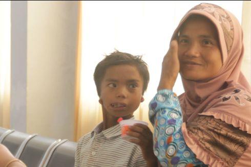 Siranim, Nenek Bocah Penyelamat Wisatawan Terbaring Lemah karena Penyakit Gondok yang Diderita