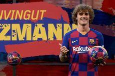 Resmi ke Barcelona, Griezmann Samakan Messi dengan LeBron James