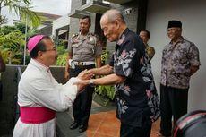 Kunjungi Buya Syafii Maarif, Uskup Agung Semarang Ucapkan Terima Kasih
