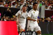 Bayern Vs Real Madrid, Reaksi Bintang NBA Lihat Gol Gnabry di ICC 2019