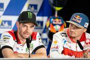 Kecelakaan, Crutchlow Gagal Tampil di MotoGP Australia