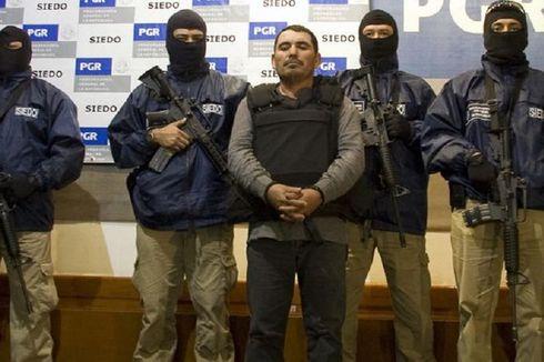 Algojo Kartel Sinaloa Bunuh Ratusan Orang dengan Cairan Asam