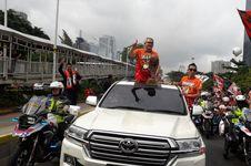 The Jak Mania, Lahir dari Minimnya Dukungan Warga Jakarta pada Persija