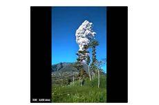 Gunung Merapi Meletus Setinggi 5.500 Meter dengan Disertai Suara Gemuruh