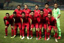 Tekuk Myanmar, Timnas Indonesia Raih Kemenangan Kedua Tanpa Luis Milla