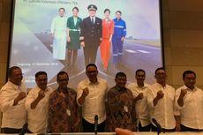 Ini Susunan Direksi dan Komisaris Garuda Indonesia yang Baru