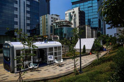 Ada Batasan Usia bagi Warga yang Ingin Uji Coba Naik MRT Jakarta