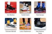 Saat 'Martin Luther King Jr' Hiasi Sepatu Para Bintang NBA...