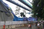 'Box Girder' LRT Utan Kayu Runtuh, Wika Minta Maaf