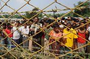 76 Rohingya Terdampar di Bireun Aceh, 5 di Antaranya Sakit