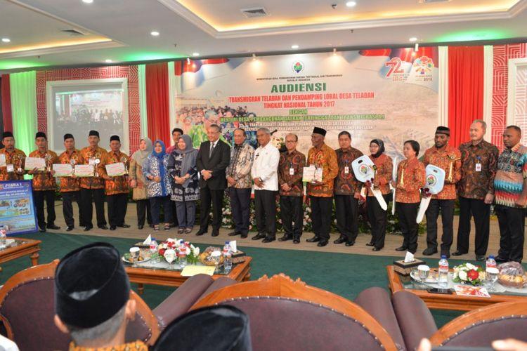 Menteri Desa PDTT: Banyak Transmigran Jadi Orang Sukses