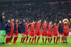 Hasil DFB Pokal, Bayern Muenchen Sisihkan Borussia Dortmund
