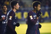 PSG Lolos ke Semifinal Piala Liga Perancis