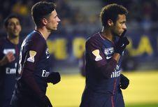 Demi Gelar Bergengsi, Rivaldo Sarankan Neymar Tinggalkan PSG