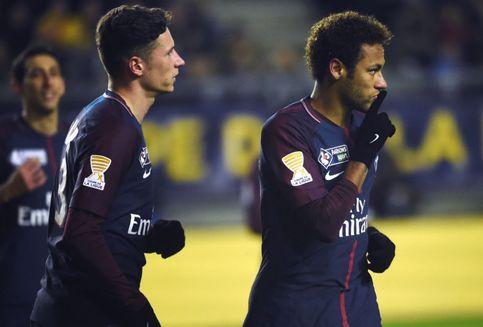 Catatan Impresif Neymar Saat PSG Tumbangkan Dijon