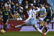 Pada 7 Laga Terakhir, Inter Lebih Buruk ketimbang Tim Zona Degradasi