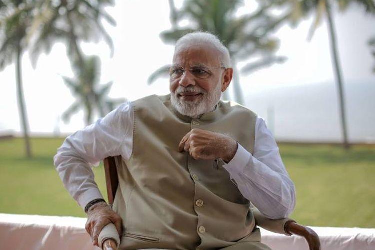 Perdana Menteri India Narendra Modi. (Facebook/Humans of Bombay)