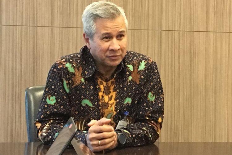 Corporate Secretary PT Bank Mandiri (Persero) Tbk Rohan Hafas