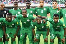 Hasil Kualifikasi Piala Dunia 2018, Nigeria Jadi Wakil Pertama Afrika