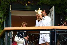 Kalahkan Federer dalam 4 Jam 57 Menit, Djokovic Juarai Wimbledon