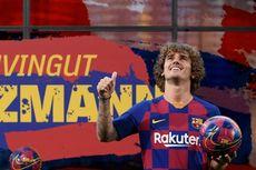 Pindah ke Barcelona, Griezmann Siap Minta Maaf kepada Fans Atletico