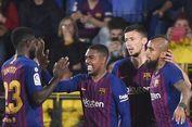 Villarreal Vs Barcelona, Suarez Singgung Lawan yang Terancam Degradasi