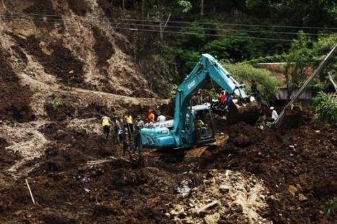 Longsor di Subulussalam, Jalur Aceh-Medan Lumpuh