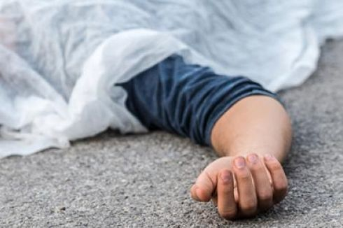 Mayat Laki-laki Tanpa Identitas Ditemukan di Tepi Sungai Kali Ambon