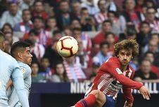 Hasil Liga Spanyol, Atletico Menang, Pesta Juara Barcelona Tertunda