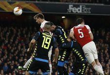 Hasil Liga Europa, Arsenal dan Chelsea Raih Kemenangan
