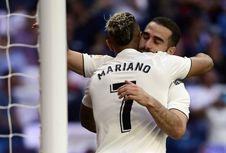 Mariano Diaz : Saya Ingin Bertahan di Real Madrid