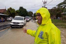 Jalur Trans Sulawesi Tergenang Banjir, Arus Balik Perparah Kemacetan
