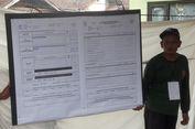 Paritisipasi Turun, Pencoblosan Ulang di 1 TPS di Lebak Dimenangkan Prabowo