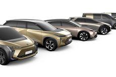 10 Model Kendaraan Listrik Toyota Hadir di 2020