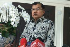 Wapres Kalla Upayakan Bangun Komunikasi dengan Prabowo