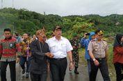 Menko Luhut Janjikan Perbaikan Dermaga Nelayan di Sukabumi