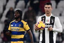 Ronaldo Absen Bela Juventus di Kandang Napoli