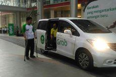 Grab Turunkan 118 Mobil untuk Uji Coba Layanan GrabGerak