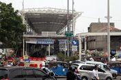 Jalan Jatibaru Raya Dibuka Lagi, Tak Ada 'Re-route' Angkutan Umum